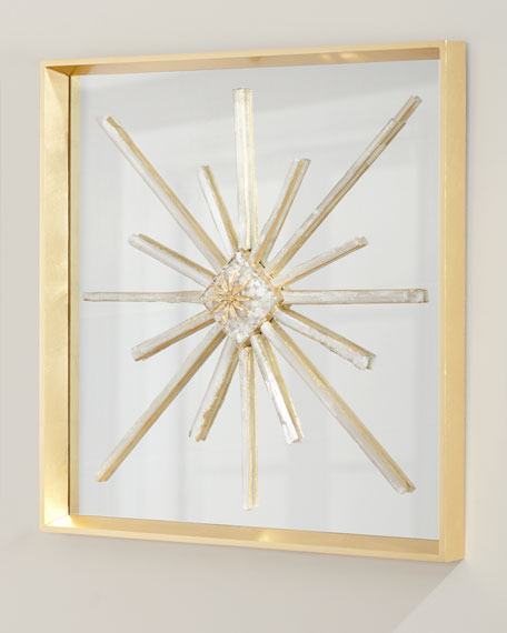 Star Crossed Diamond Wall Decor