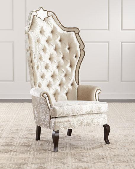 Anoinette Velvet Chair