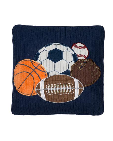 Kids' MVP Sports Pillow
