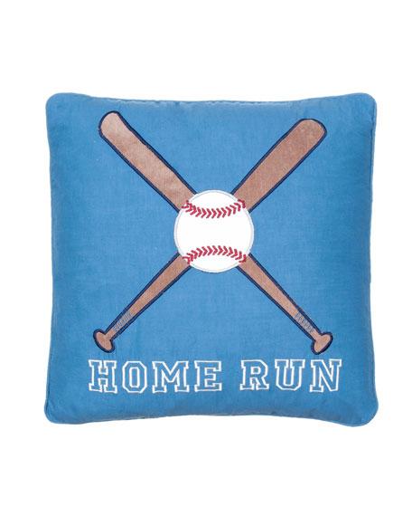 Kids' MVP Baseball Home Run Pillow