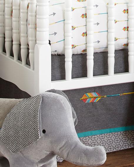 Zambezi 5-Piece Crib Bedding Set