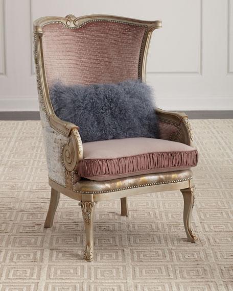 Massoud Shayden Wing Chair