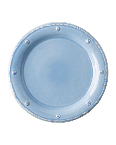 Berry & Thread Chambray Dinner Plate
