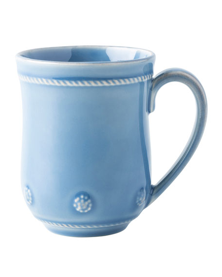 Juliska Berry and Thread Chambray Mug
