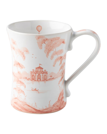 Juliska Country Estate Petal Pink Mug