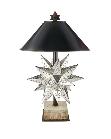 Jan Barboglio La Estrella Table Lamp