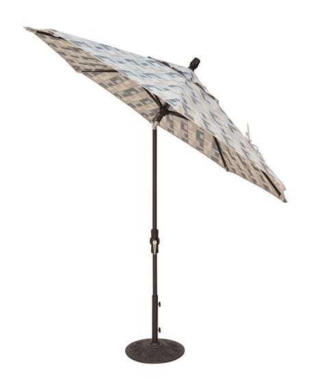 Collar Tilt Umbrella Stand