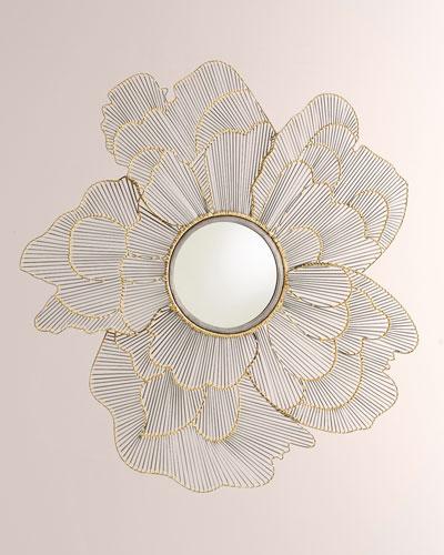 Iron Poppy Mirror