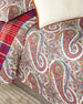 Pyne Paisley Full/Queen Comforter