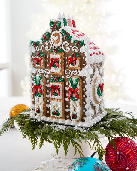Dutch Village 2 Gingerbread House