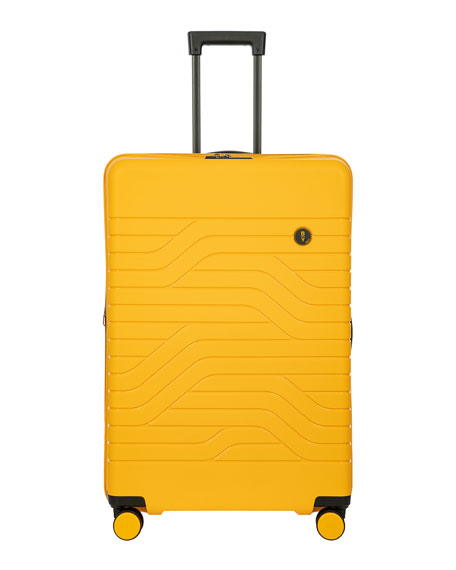 """B/Y Ulisse 30"""" Expandable Spinner Luggage"""
