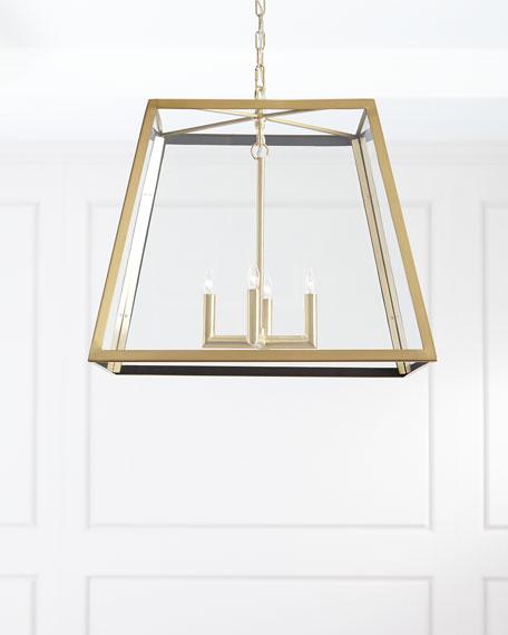 Easton Lantern Pendant Light
