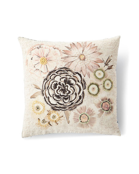 Millefiori Pillow
