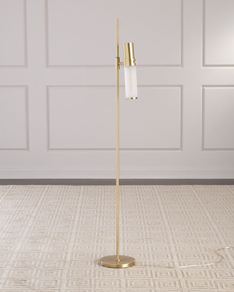 John-Richard Collection Articulated Floor Light