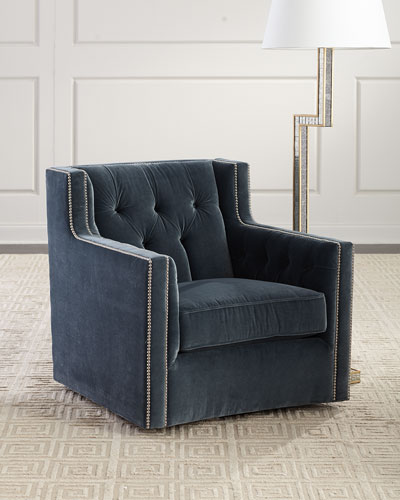 Candace Swivel Chair