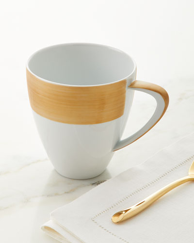 Brushstroke Mugs  Set of 4