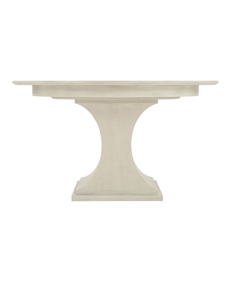 East Hampton Round Pedestal Dining Table