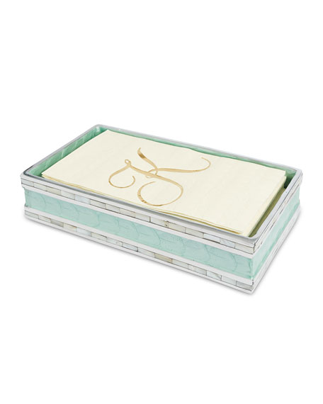 """Classic 9"""" Guest Towel Tray"""