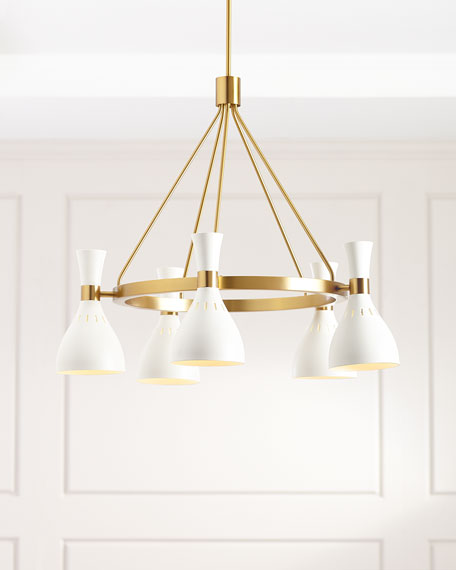 Joan 5-Light Chandelier