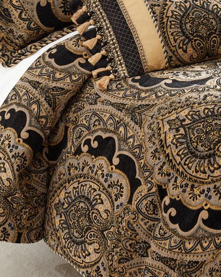 Valour 3-Piece King Comforter Set
