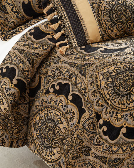 Austin Horn Collection Valour 3-Piece King Comforter Set