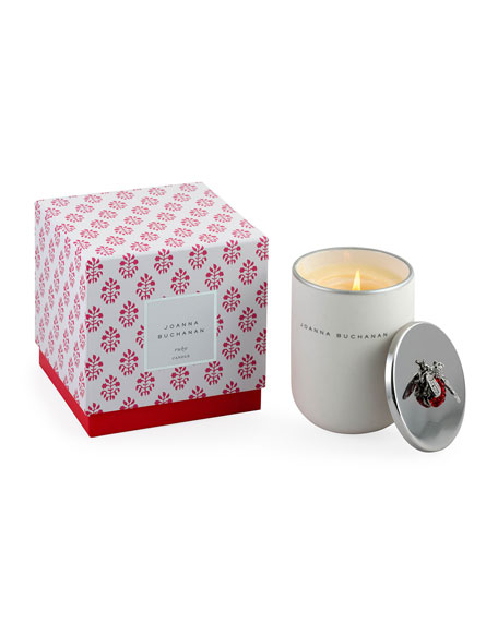 Ruby Candle