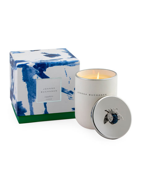 Sapphire Candle