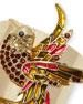 Joyful Bird Napkin Rings, Set of 2
