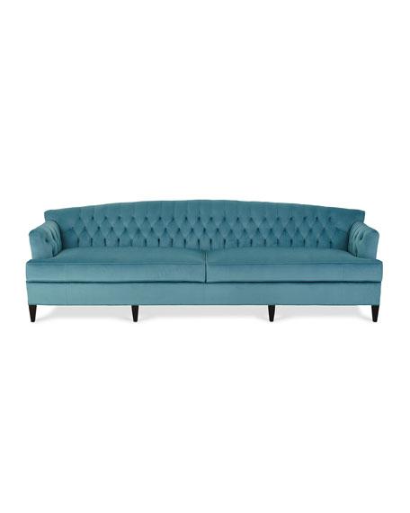 "Macie Tufted Sofa 120"""