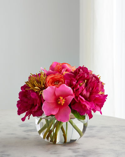 Summer Sunset Floral Arrangement