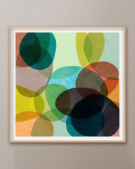 """Constellation 1"" Digital Art Print by Laura Berman"