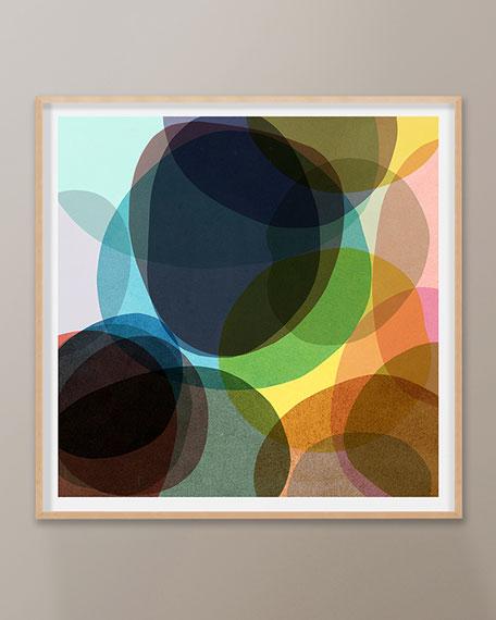 """Constellation 2"" Digital Art Print by Laura Berman"