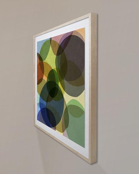 """Constellation 4"" Digital Art Print by Laura Berman"