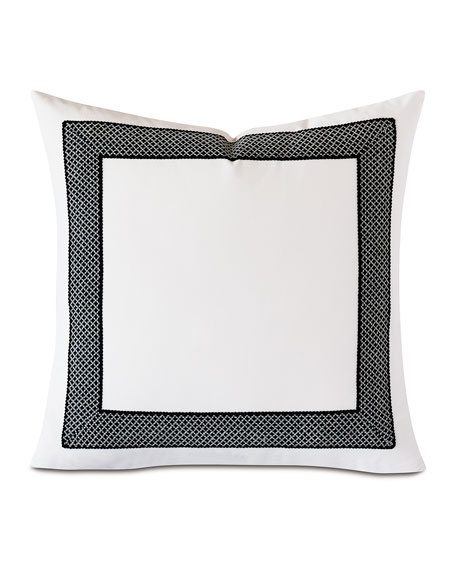 Colonial Tape Pillow