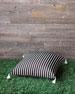Awning Monochrome Floor Pillow