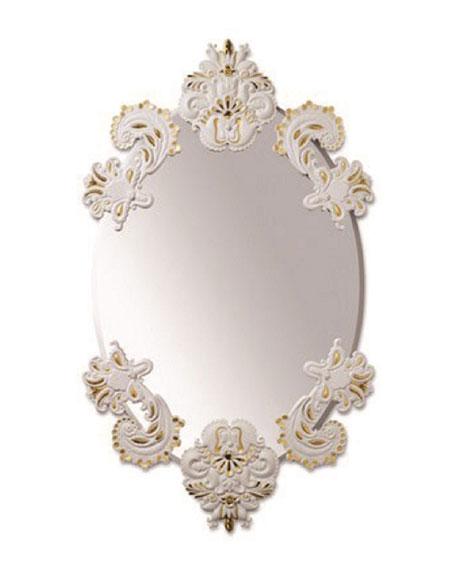 Oval Wall Mirror