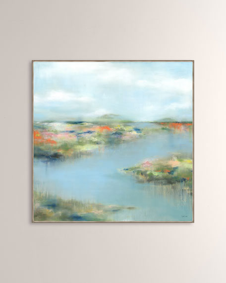 """Marsh Lands"" Giclee on Canvas Wall Art"