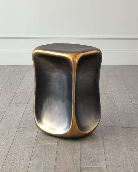 Global Views Formation Small Accent Table