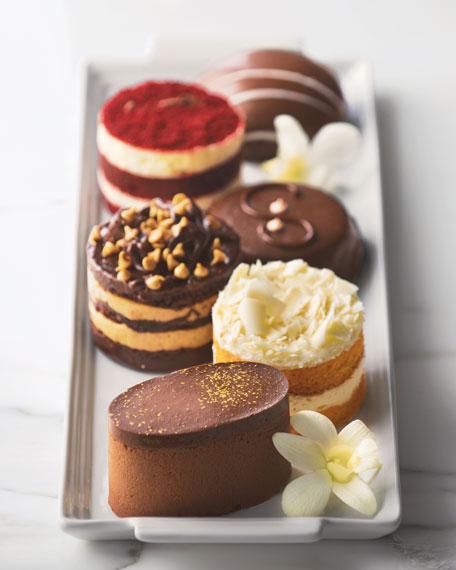 Mini Cakes Sampler