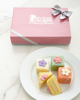 Spring Flower Petits Fours