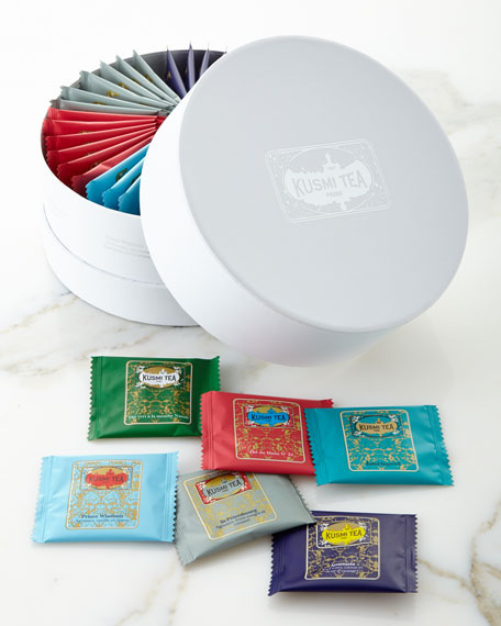 Kusmi Tea Exclusive Blends Tea Chest