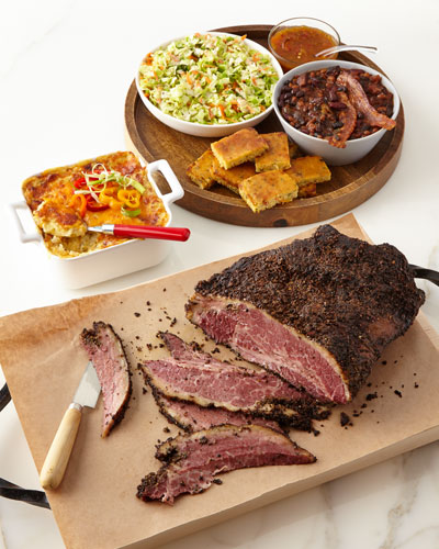 Complete Brisket Dinner  For 8-10 People