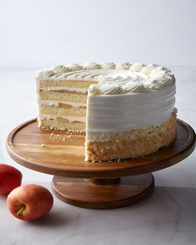 Applebutter Rum Cake, For 16 People
