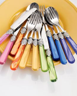 Assorted Bright Napoleon Flatware