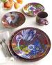 Each Flower Market Dinner Plate