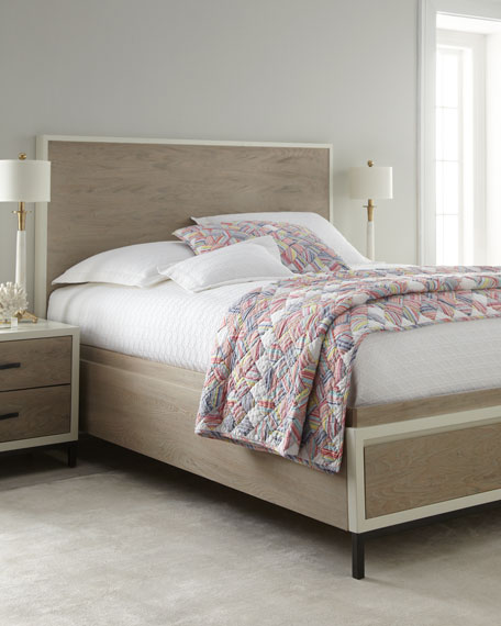 Shana Queen Storage Bed
