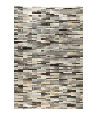 Mosaic Hairhide Rug