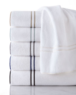 Broderie Towels