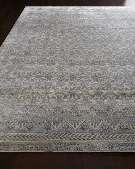 Star Antique Weave Rug, 6' x 9'