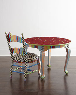 Wee Children's Rabbit Chair & Table
